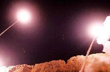 صدای آژیرهای بغداد در زمان عملیات موشکی سپاه و شرایط پایگاه عین الاسد آمریکاییها
