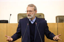 شوخی جالب علی لاریجانی در مرکز پژوهشهای مجلس