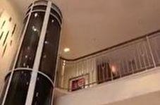 آسانسور مدرنی که بدون موتور کار میکند!