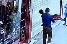 ربوده شدن کودک خردسال در چند قدمی پدرش!