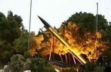 رونمایی حزب الله لبنان از موشک خیبر-۱