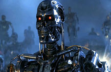 رباتی تهاجمی که مواضع دشمن را درهم میکوبد