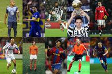 فوتبالیست های تکرارنشدنی دنیا و مهارتهای ویژهشان