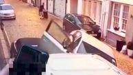 بدبیاری راننده تاکسی بد شانس