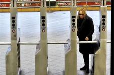موج زدن فرهنگ در متروی نیویورک!