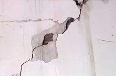خسارتهای ناشی از زلزله ۵.۴ ریشتری در چین + فیلم