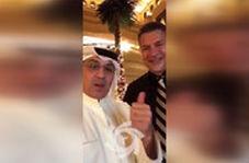 لایو کاپیتان اسبق کویت با علی دایی در امارات