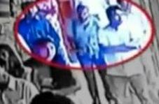 تصاویر دوربینهای مداربسته از بمبگذار کلیسای سریلانکا