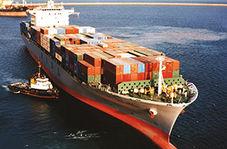 عبور کشتیها از روی هم در عجیبترین بندر دنیا!