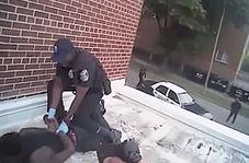 فیلم منتشر شده از پلیس آمریکا