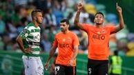 مهدی طارمی استادانه در لیگ پرتغال پنالتی گرفت