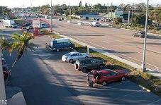 راننده بیاحتیاط حادثهای وحشتناک را رقم زد