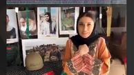 ادای احترام خواننده معروف آذربایجانی به شهدا در تبریز
