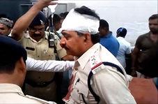 حادثه در دسته عزاداری شیعیان هند!