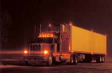 عاقبت خواب آلودگی راننده تریلی هنگام رانندگی در شب
